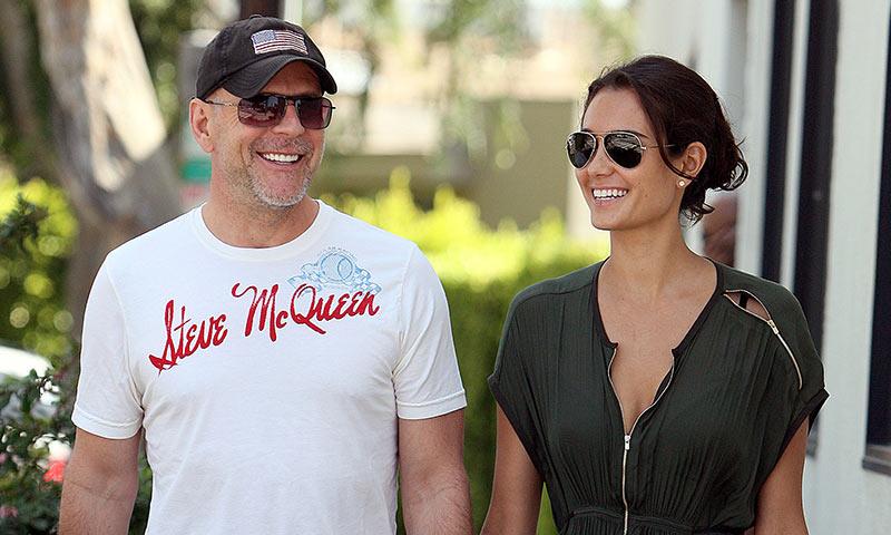 De modelo a empresaria, así es la cara 'B' de la mujer de Bruce Willis