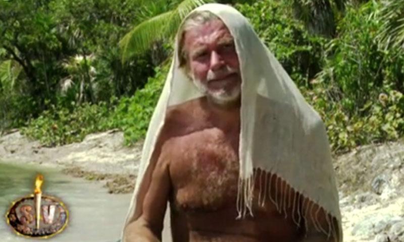 Edmundo Arrocet, hundido en Honduras