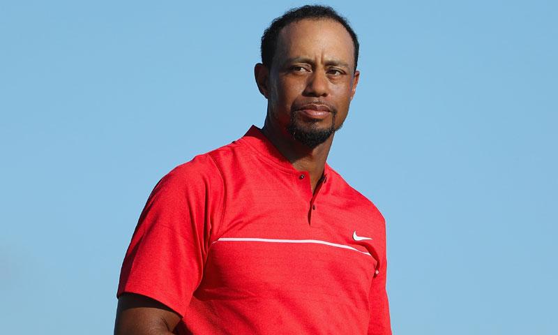 Tiger Woods, un campeón marcado por los escándalos