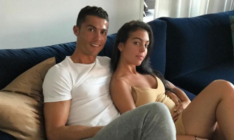 Cristiano Ronaldo y Georgina Rodríguez van a ser padres, según medios portugueses