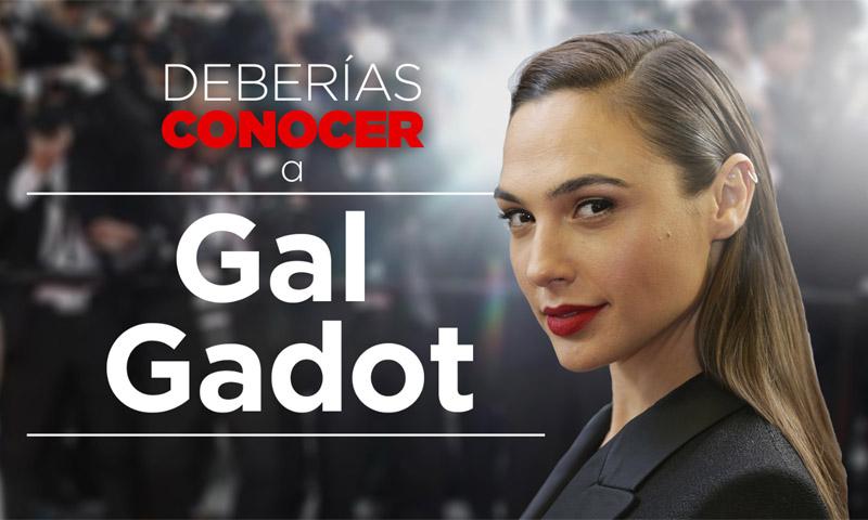 Descubre a Gal Gadot, la superheroína del momento