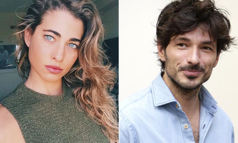 El piropo de Andrés Velencoso al hablar por primera vez de su novia, Ginevra Rossini
