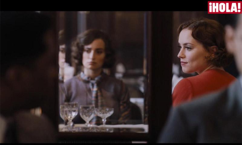 Primeras imágenes de Penélope Cruz en 'Asesinato en el Orient Express'