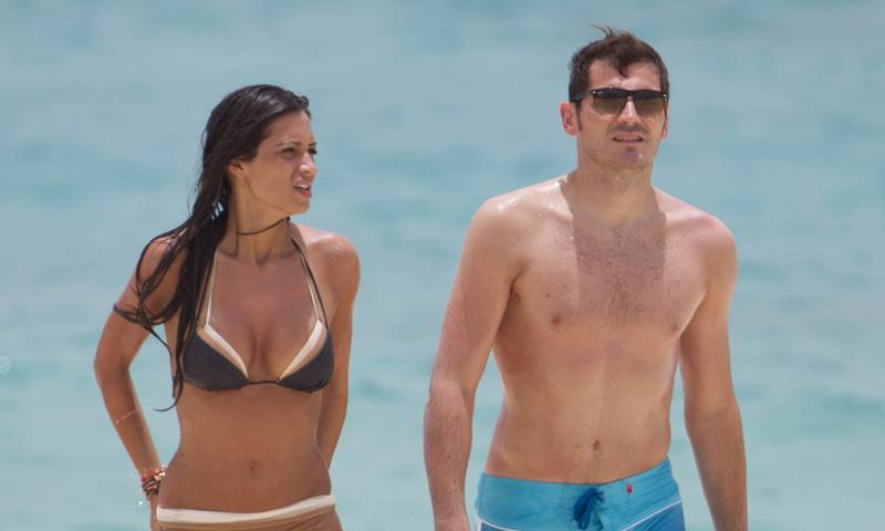 Las vacaciones 'secretas' de Iker Casillas y Sara Carbonero