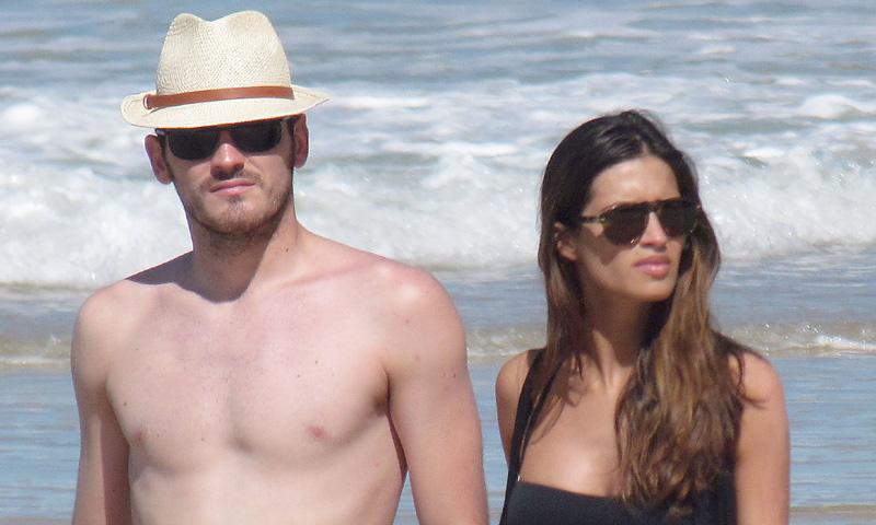 Iker Casillas y Sara Carbonero desvelan el destino 'secreto' de sus vacaciones