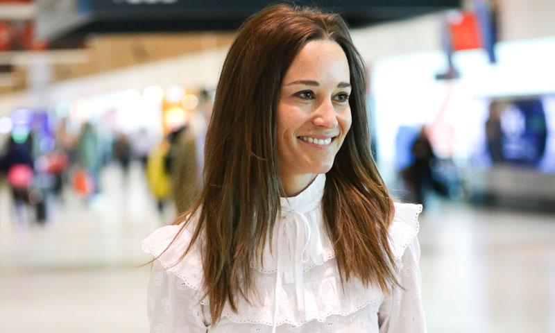 La maleta de más de 20.000 euros de Pippa Middleton en su luna de miel