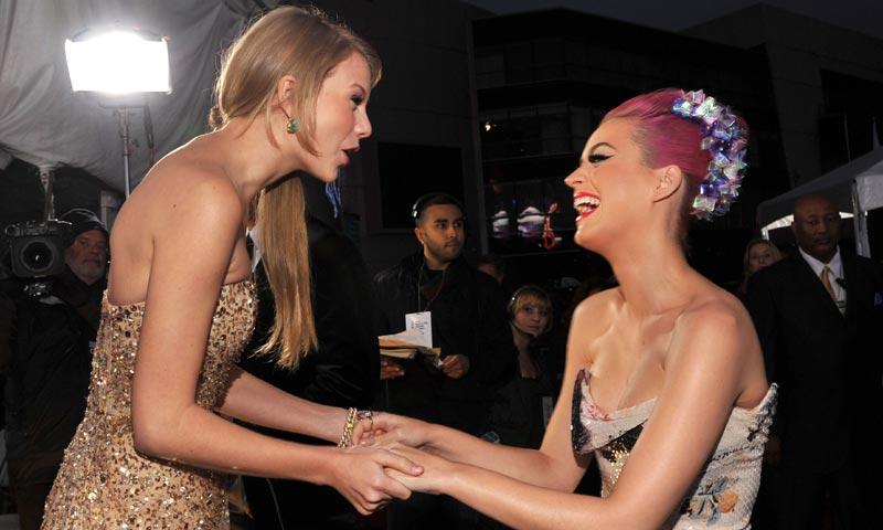 Katy Perry pide perdón a Taylor Swift: 'La quiero y le deseo lo mejor'