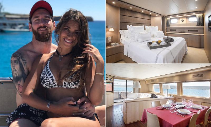 ¿Cuánto cuestan unas vacaciones 'a lo Messi'?