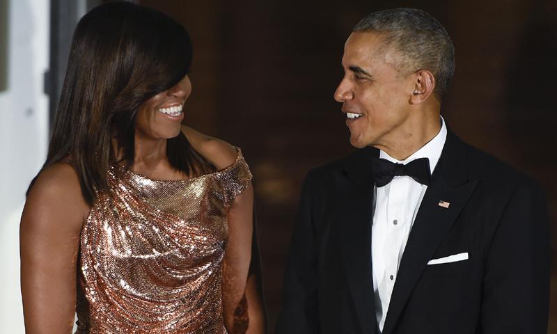 Barack Obama, ¿un esmoquin y ocho años impecable?
