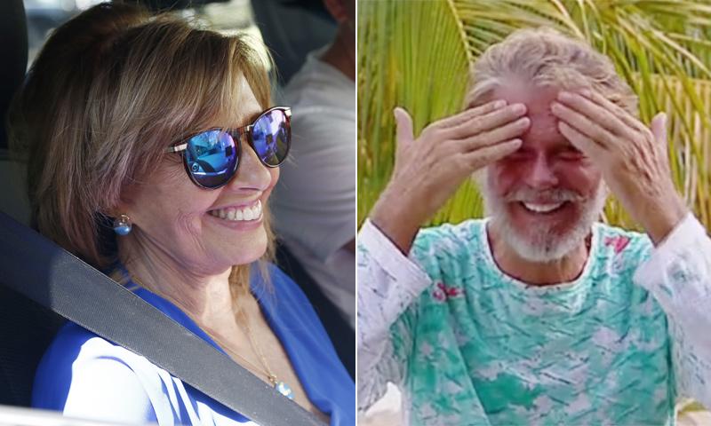 El despiste de Edmundo Arrocet en el cumpleaños de María Teresa Campos