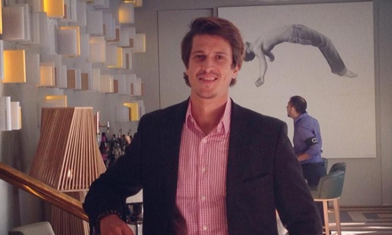 El empresario venezolano al que se ha relacionado con Paula Echevarría: 'Es una noticia sin pies ni cabeza'