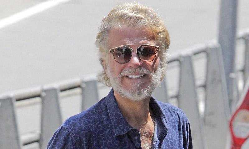 Edmundo Arrocet ya está en Madrid, pero no se reencontrará con María Teresa en televisión