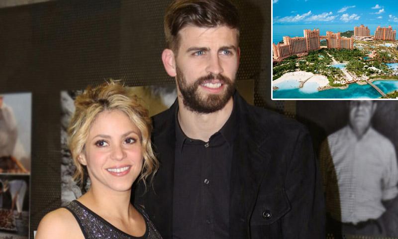 Así es el lujoso resort que Shakira y Piqué han elegido para sus vacaciones familiares en Las Bahamas