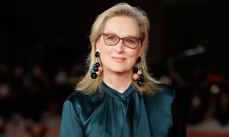 Meryl Streep se convierte en la prima de Mary Poppins