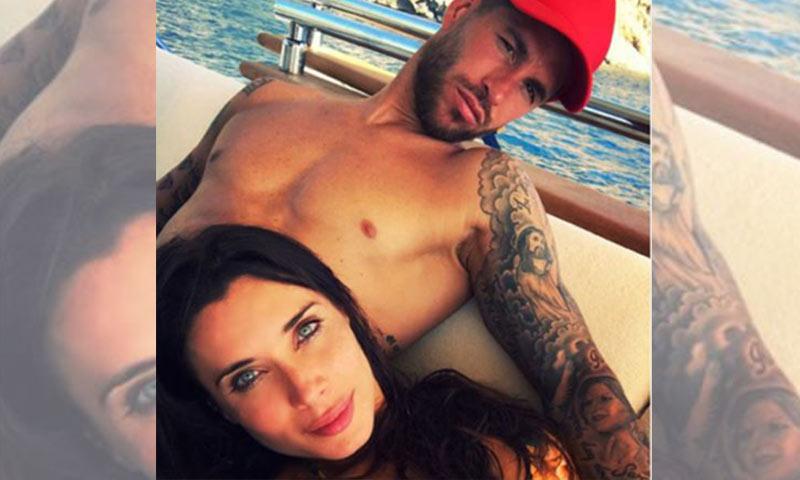 Las familiares vacaciones de Sergio Ramos y Pilar Rubio