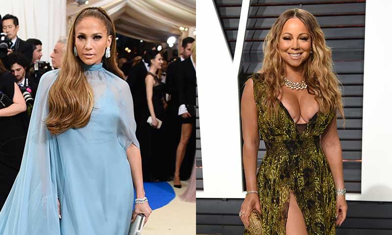 Jennifer Lopez vs. Mariah Carey: los romances más sonados de las divas frente a frente