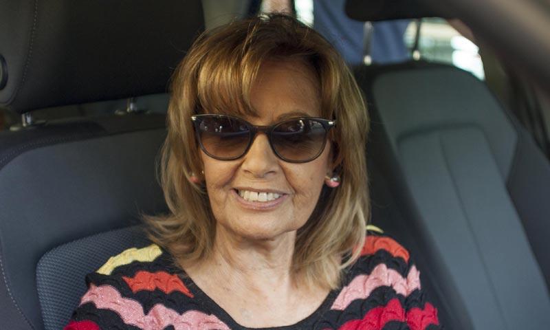 María Teresa Campos, tras la emotiva entrevista de Edmundo: 'Sus sentimientos los conozco'