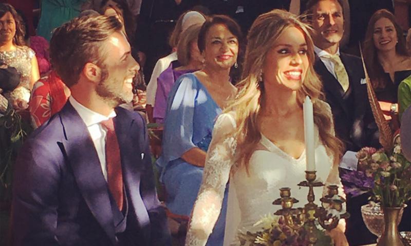 Ni te imaginas cómo sorprendió José Yélamo, reportero de La Sexta, a su novia el día de la boda