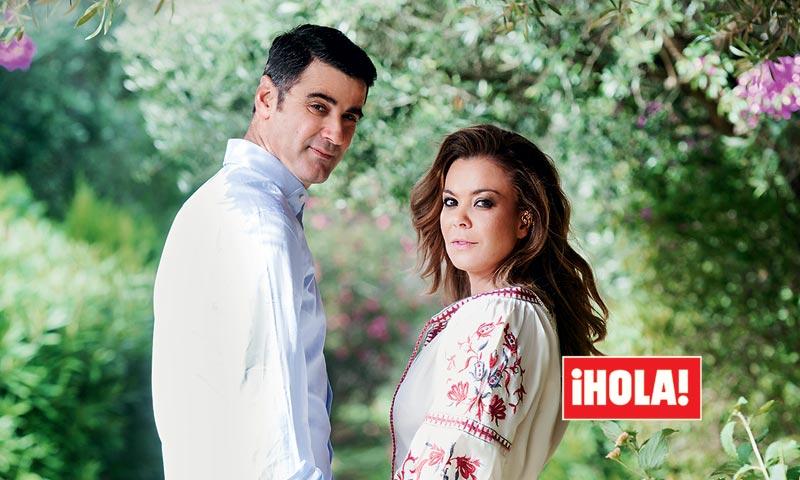 En ¡HOLA!, Jesulín de Ubrique y María José Campanario, obligados a posponer su boda por su enfermedad