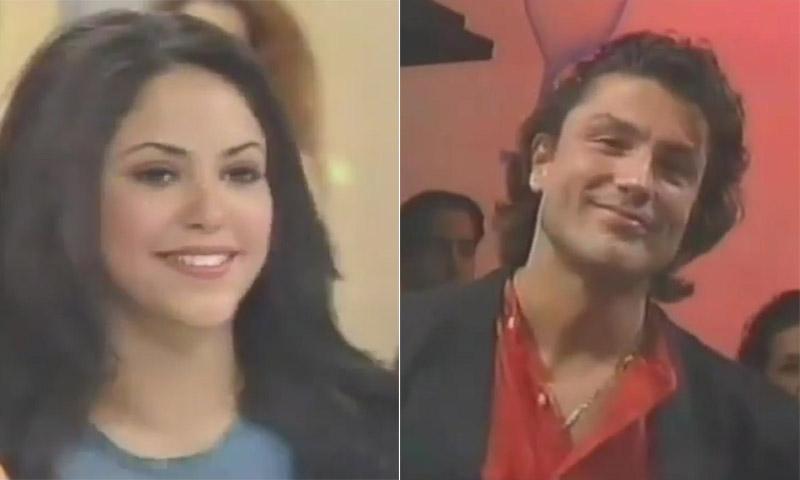 Veinte años después el ex de Shakira la recuerda en vídeo