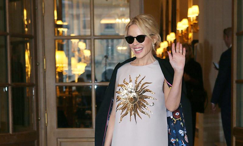Kylie Minogue enamora a sus fans con su nuevo trabajo
