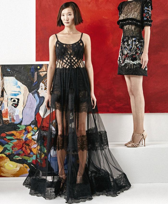 Así es el polémico vestido que ha lucido Shakira en la boda de Leo ...