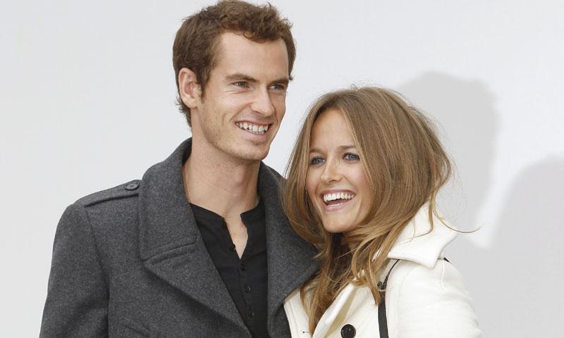 Andy Murray y su esposa Kim están esperando su segundo hijo