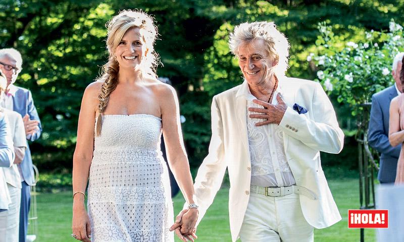 Stewart, Baldwin, Clooney, Beckham…Renovar los votos matrimoniales, la última tendencia entre las 'celebs'