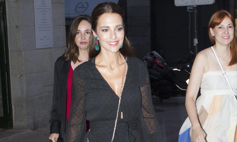 Paula Echevarría, así pasa su verano de rodríguez en Madrid