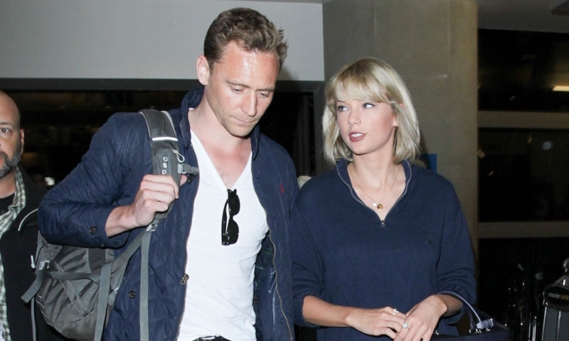 Tom Hiddleston y otros amores fugaces de Taylor Swift