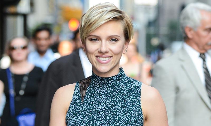 Scarlett Johansson, de nuevo ilusionada, ¿quién es él?