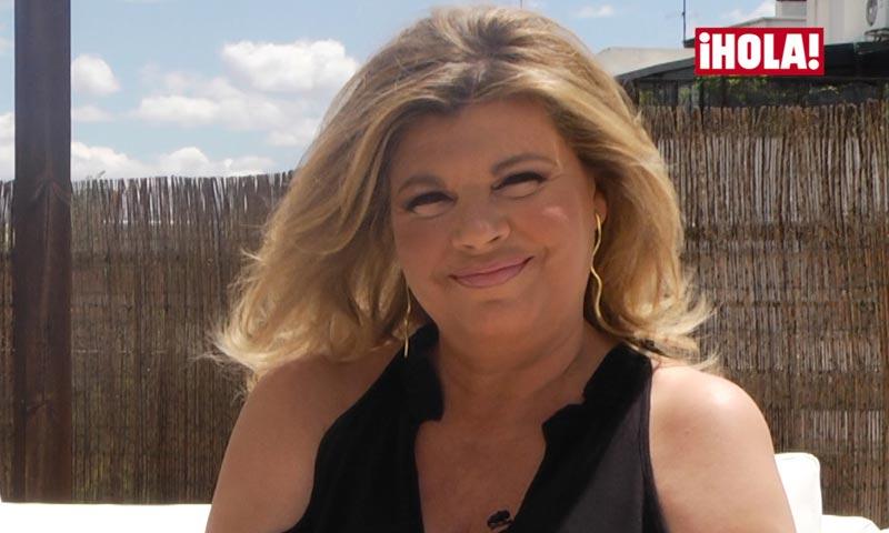 Terelu Campos: 'La llegada de Edmundo ha sido una medicina fantástica para mi madre'