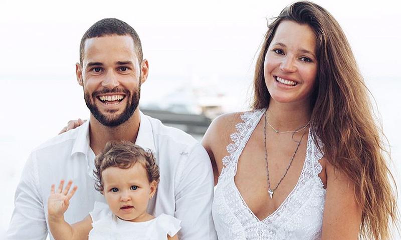 Malena Costa da a luz a su segundo hijo