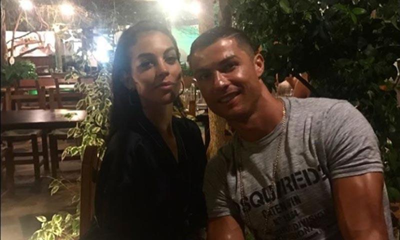Ahora es Georgina la que declara su amor a Cristiano Ronaldo
