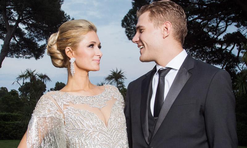¡Conseguido! Paris Hilton se convierte en princesa Disney por amor