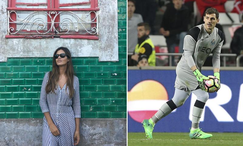 Iker Casillas y Sara Carbonero vuelven a separarse, ahora... ¡por más de 8.000 kilómetros!