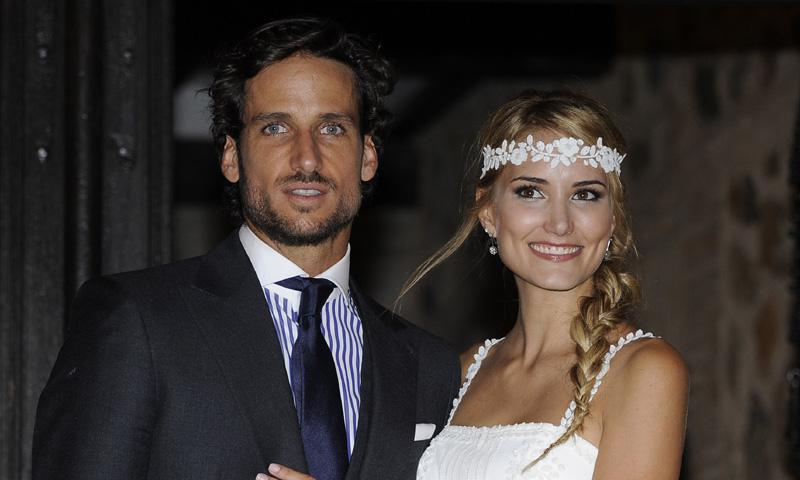 Alba Carrillo y Feliciano López, semana clave cuando se cumpliría su segundo aniversario de boda