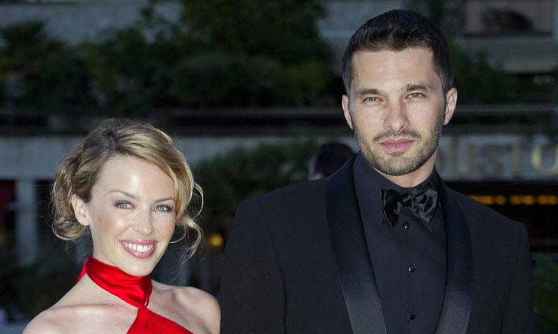 Kylie Minogue tiene una cita romántica con su ex Olivier Martínez