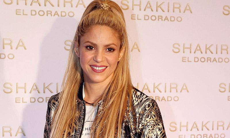 Shakira se enamora de su 'mini yo'