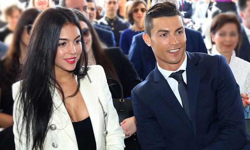 Cristiano Ronaldo y Georgina Rodríguez, ¿campanas de boda y confirmación de embarazo?