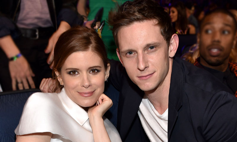 ¡Boda en Hollywood! Jamie Bell ('Billy Elliot') y Kate Mara ('House of Cards') se han casado