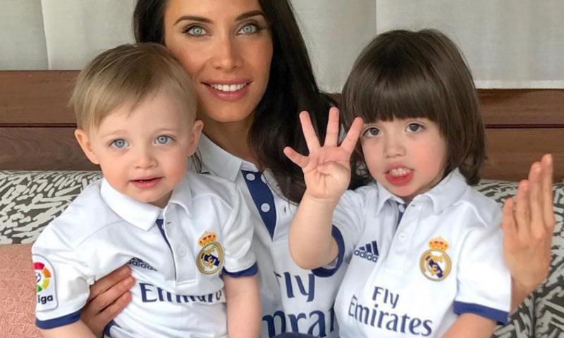 Los hijos de Pilar Rubio y Sergio Ramos heredan los gustos musicales de ¿papá o mamá?