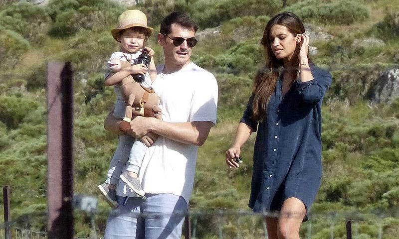 Sara Carbonero nos regala el reencuentro más tierno de Iker Casillas con sus hijos