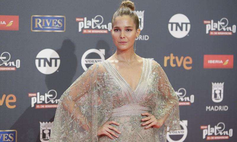 Derroche de 'glamour' en la alfombra roja de los Premios Platino