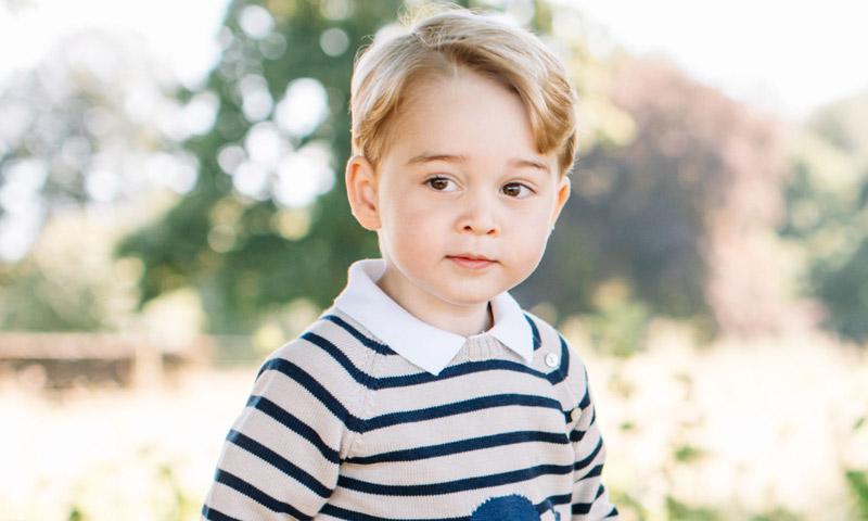 ¡El príncipe George se hace mayor! Repasamos sus cuatro años en vídeo
