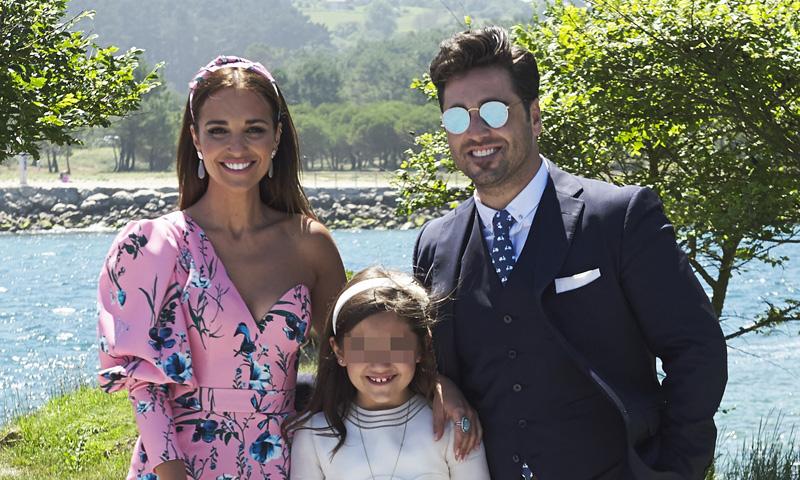 Paula Echevarría y David Bustamante viven su 11º aniversario de boda cada uno por su lado