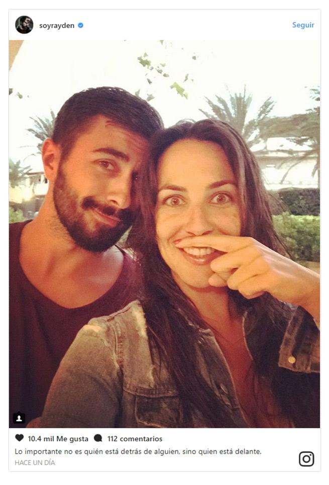 Primera foto juntos de Irene Junquera y Rayden, ¿confirman así su relación?