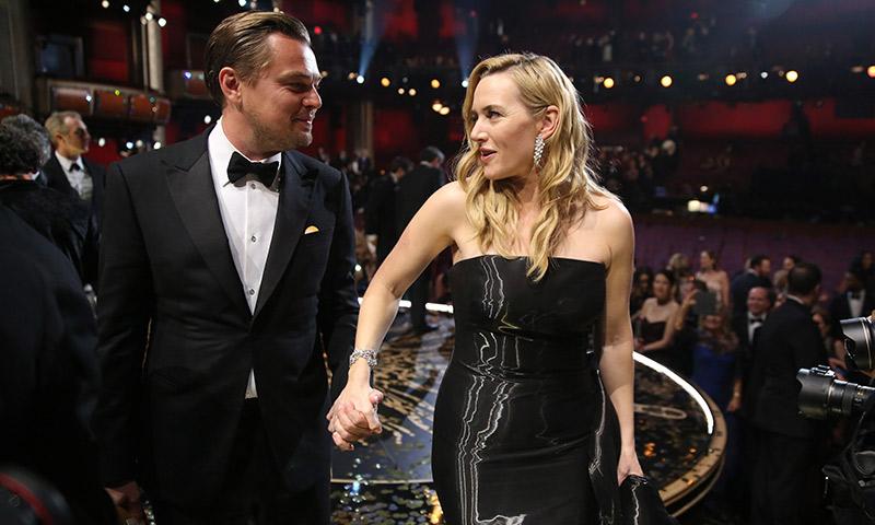 Si soñabas con cenar con Leonardo DiCaprio y Kate Winslet… ¡prepara la cartera!