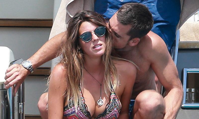 Laura M. Flores disfruta de una romántica escapada en Ibiza tras su paso por 'Supervivientes'