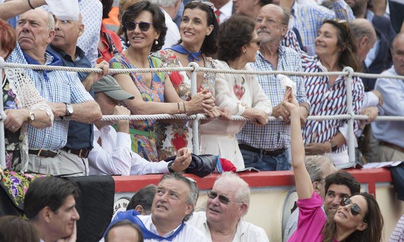 La afición que une a Ana Patricia Botín y Eva González